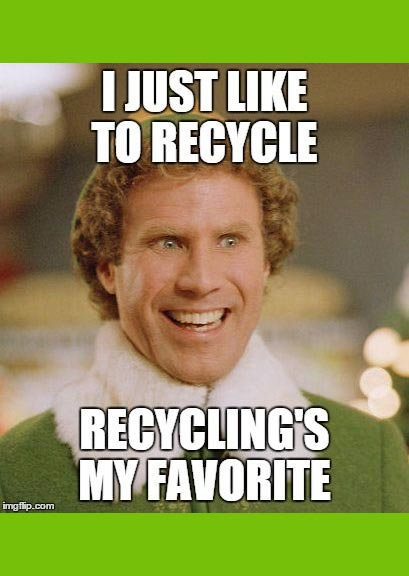 Funny Recycling Memes