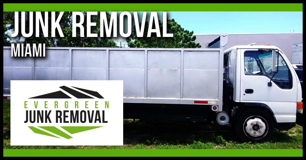 Junk Removal In Miami FL | Junk Removal Miami FL | Bulk Trash and Junk Pick Up Miami