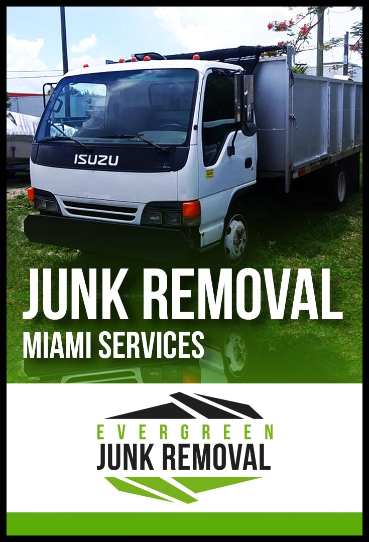 Junk Removal Miami | Same Day Junk Pick up Miami As Low As $89