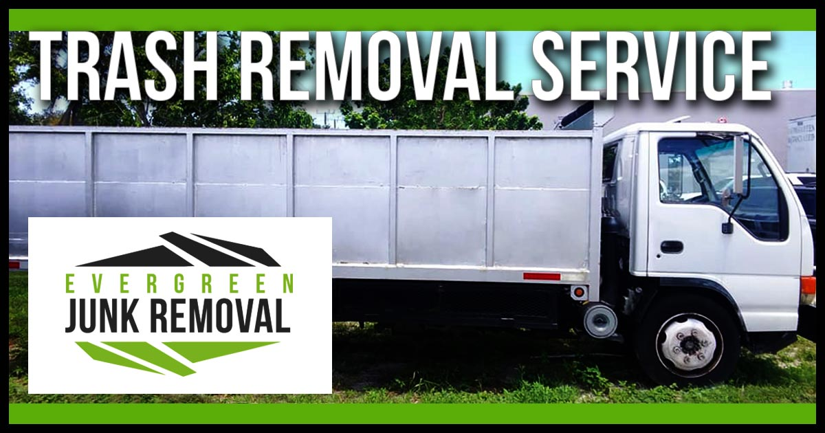 Trash Removal Service