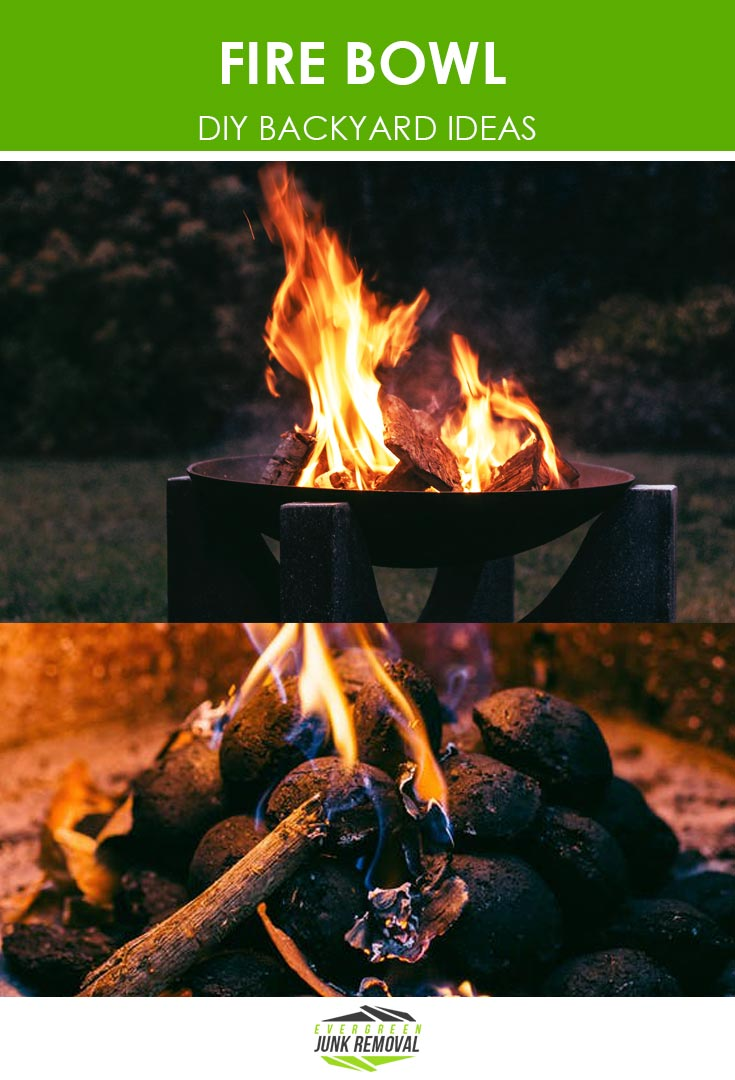 DIY Backyard Fire Bowl