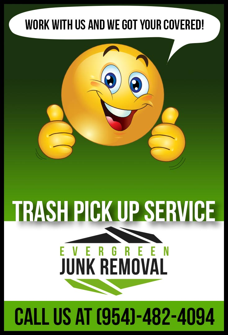 Trash Pick Up Service