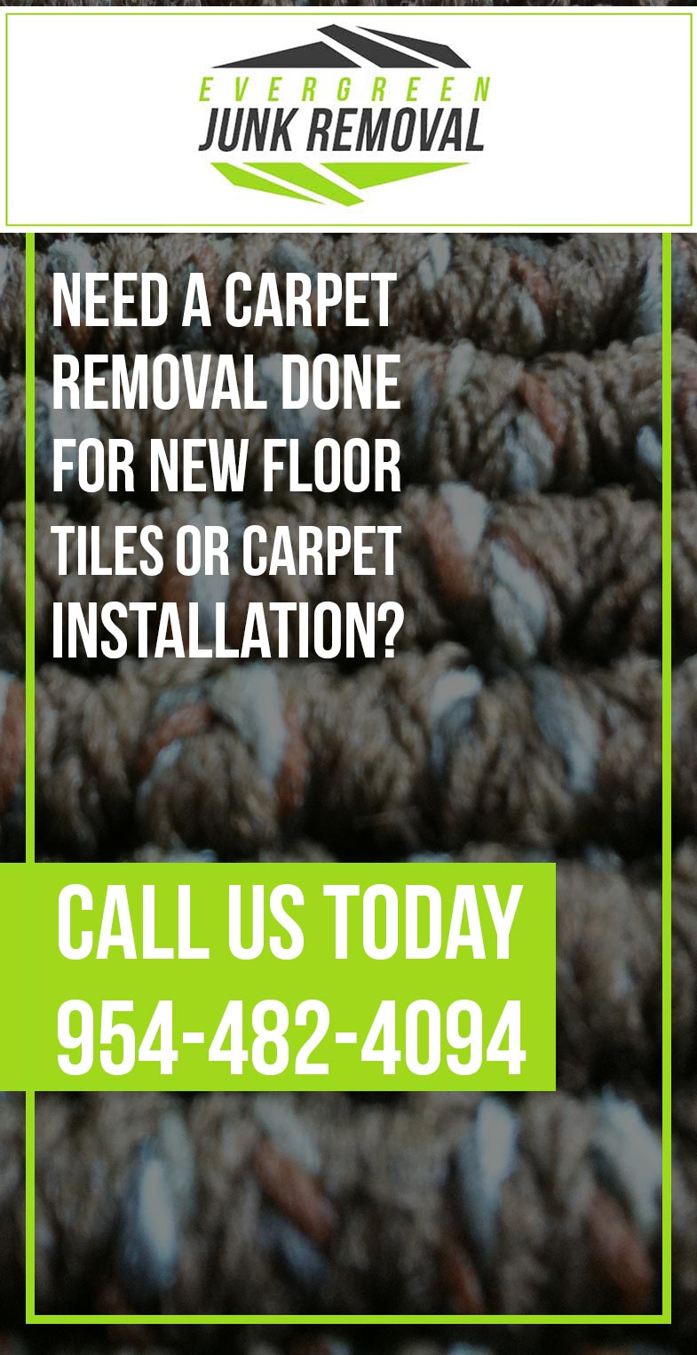 Carpet Removal Services