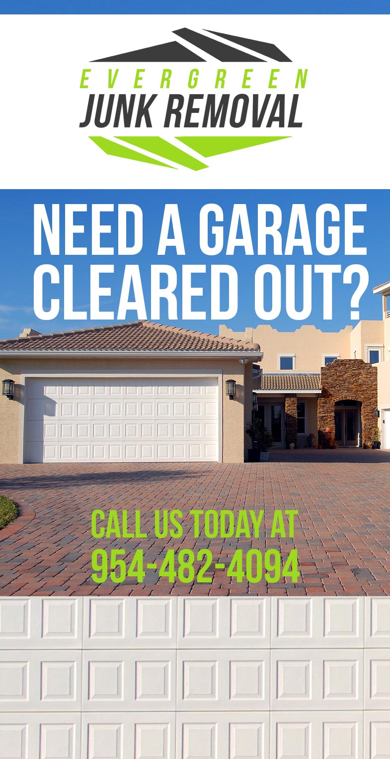 Garage Clean Out Services Provider