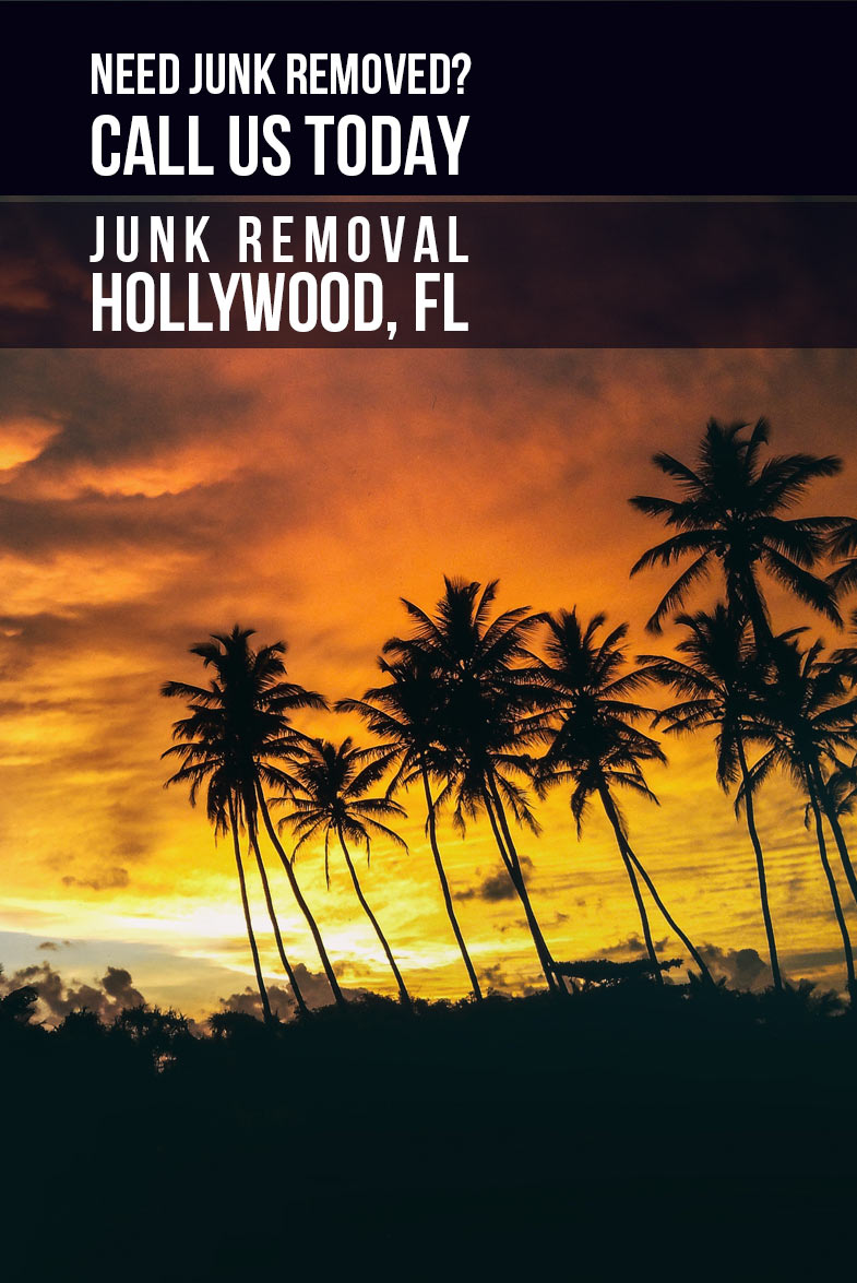 Hollywood Florida Junk Removal