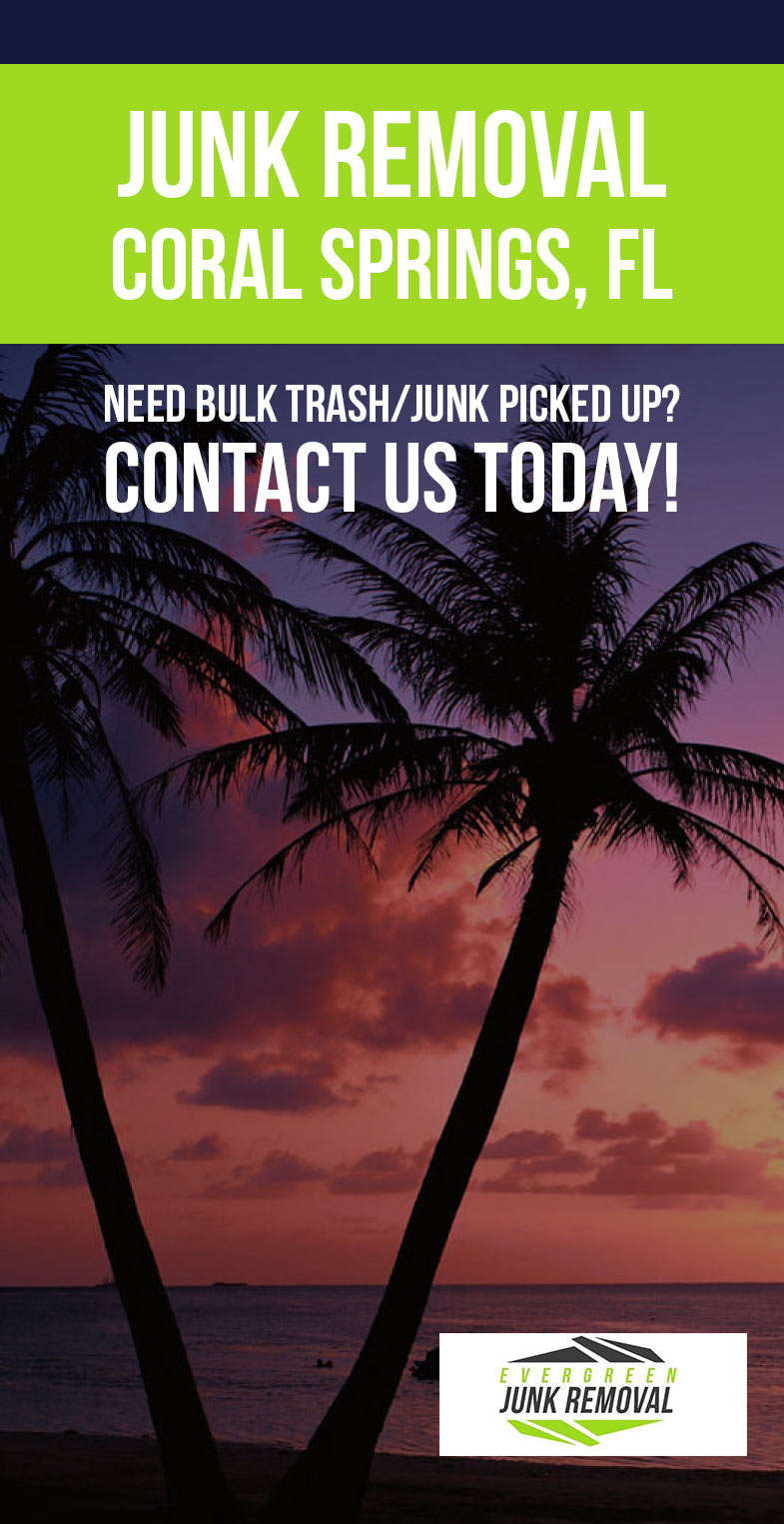 Junk Pick Up Coral Springs