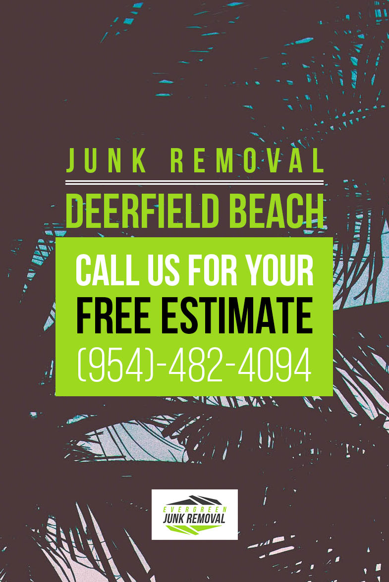 Junk Removal Deerfield Beach