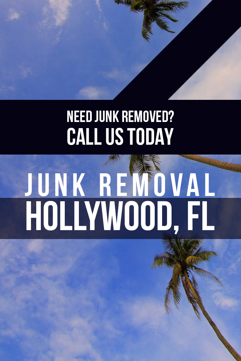 Junk Removal Hollywood Florida