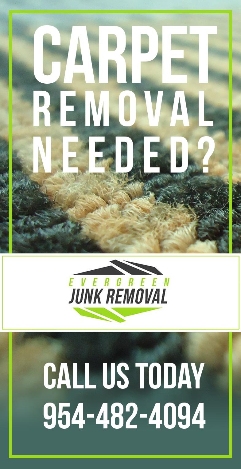 Pembroke Pines Carpet Removal Service
