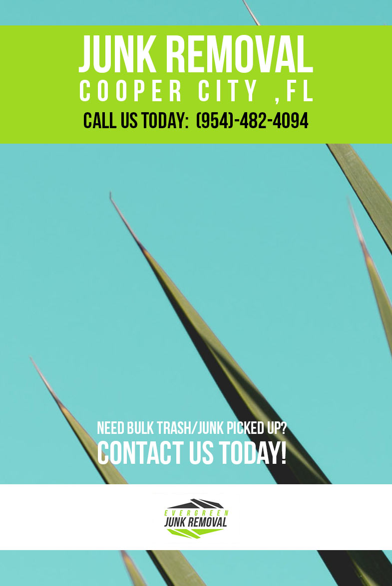 Cooper City Junk Removal Services