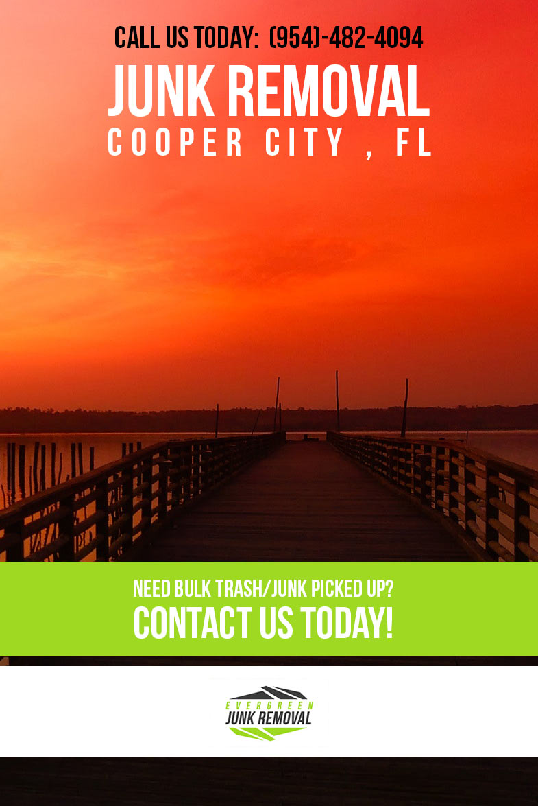 Junk Removal Cooper City, FL