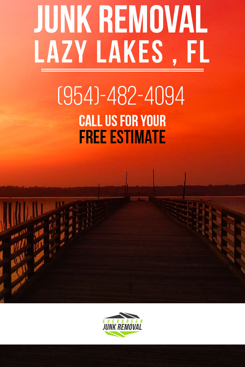 Junk Removal Lazy Lakes Florida