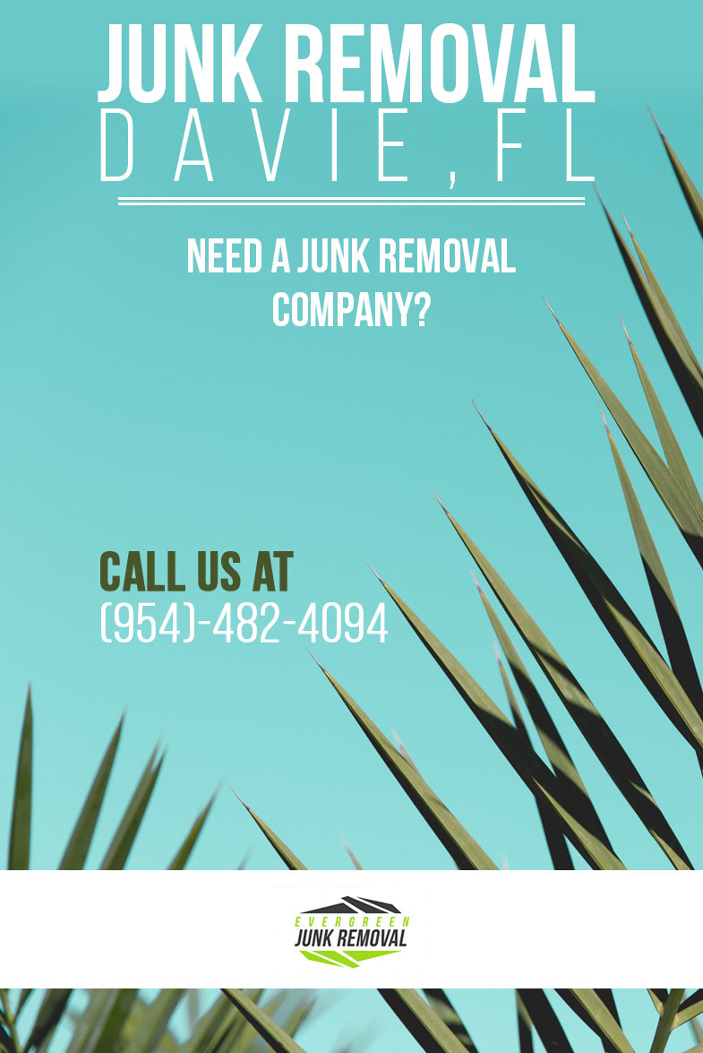 Junk Removal Service Davie Florida