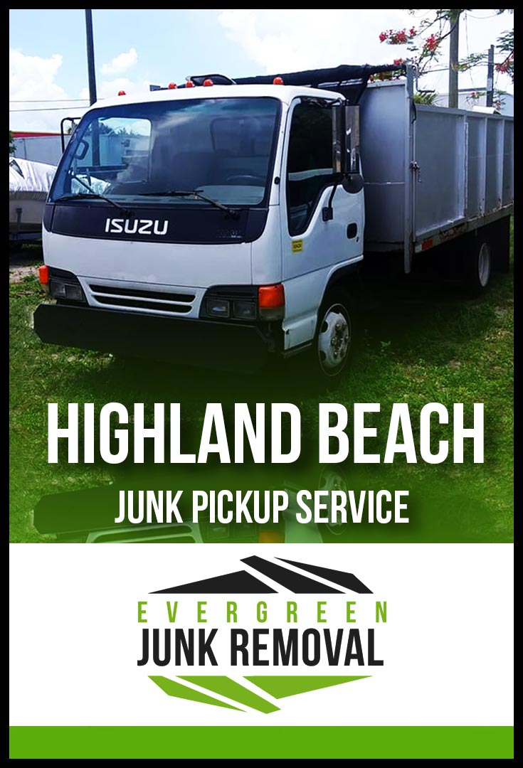 Highland Beach Trash Pick Up Service