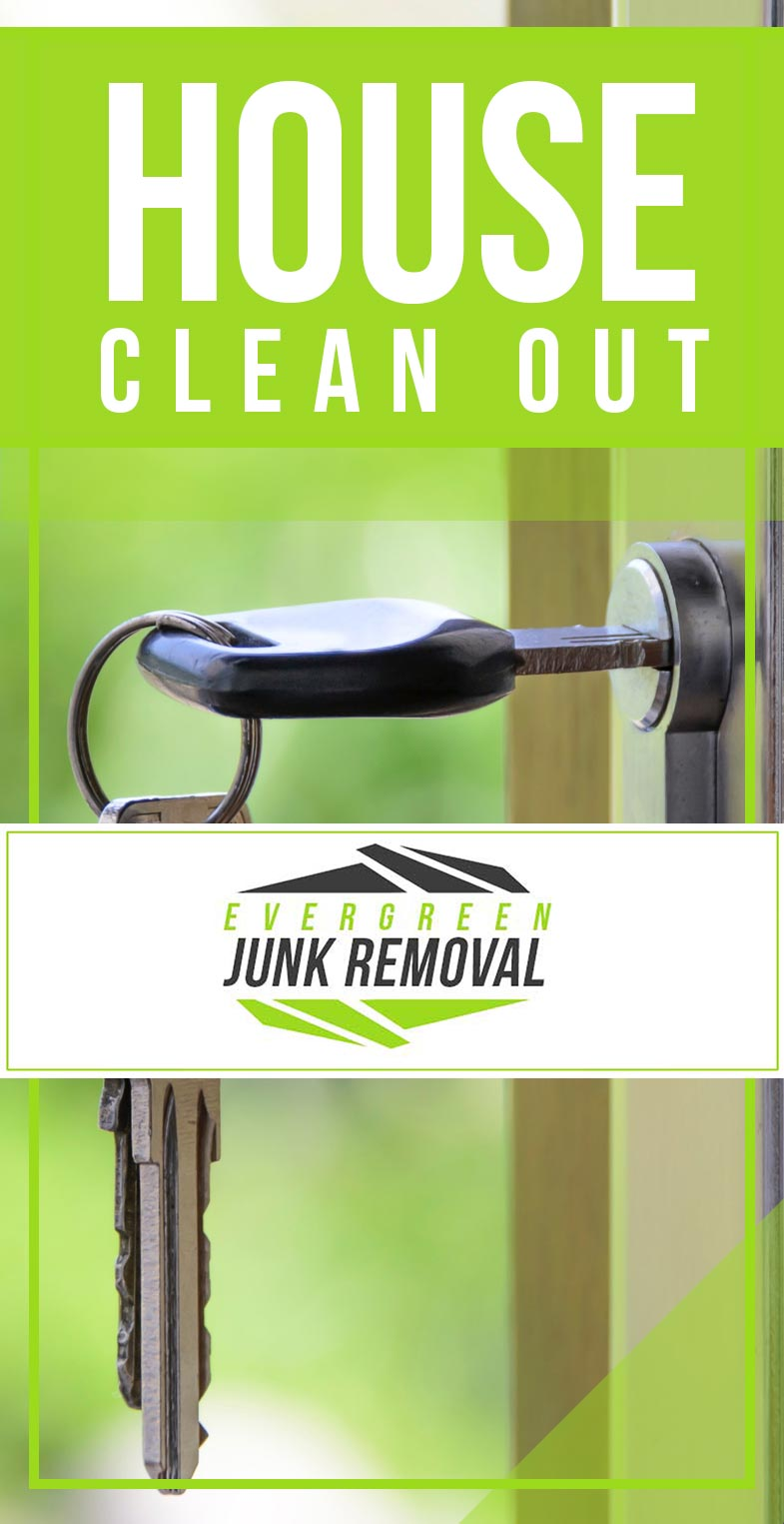 Junk Removal Golf House Clean Out
