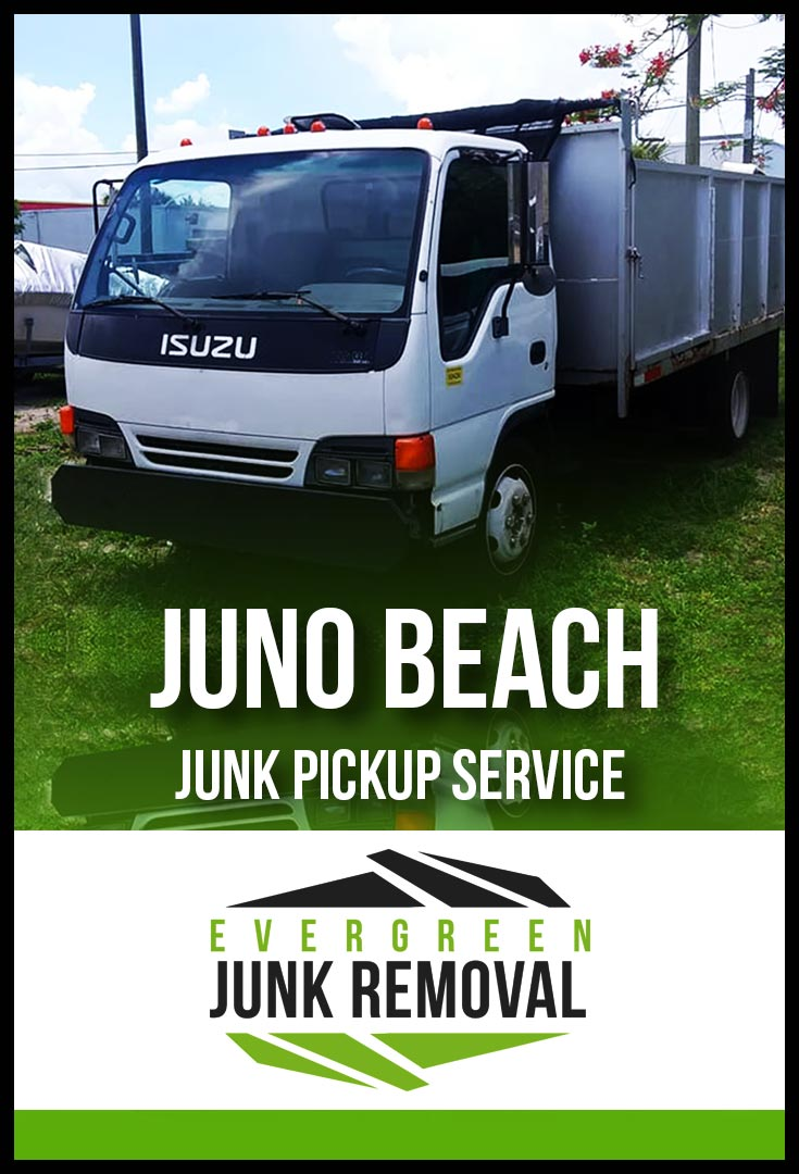 Juno Beach Trash Pick Up Service