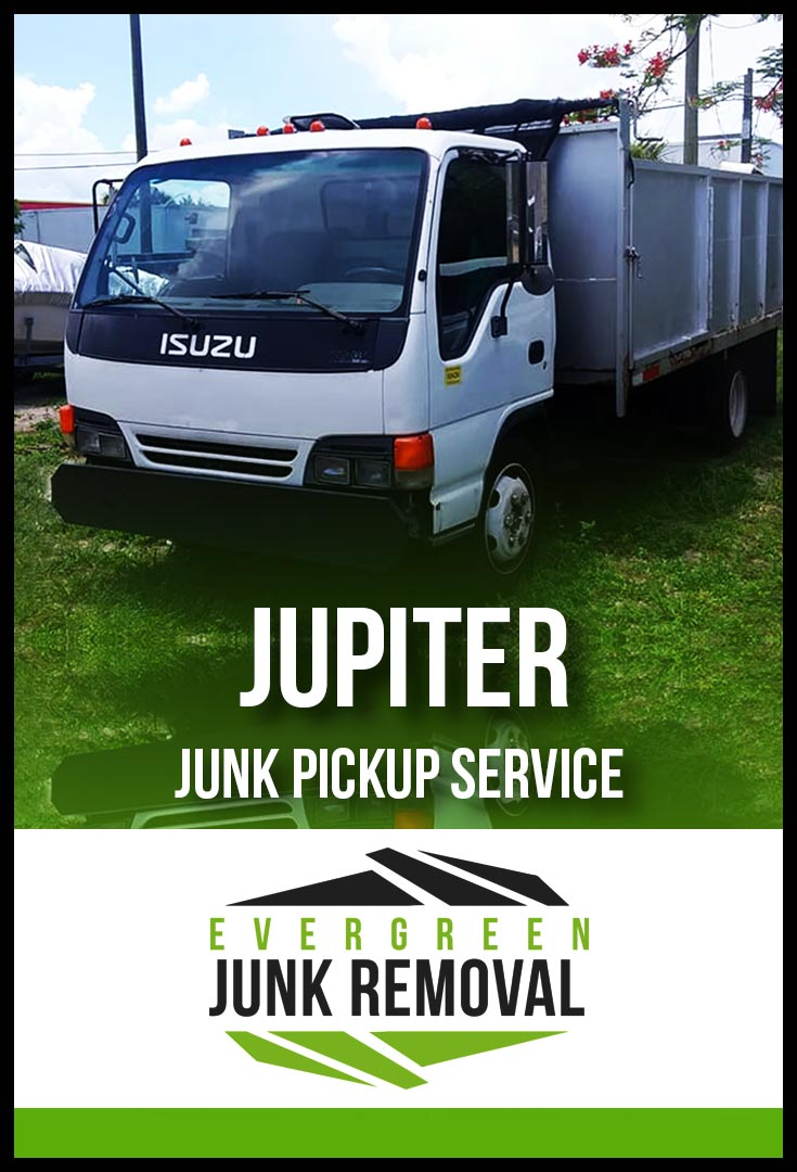 Jupiter Trash Pick Up Service