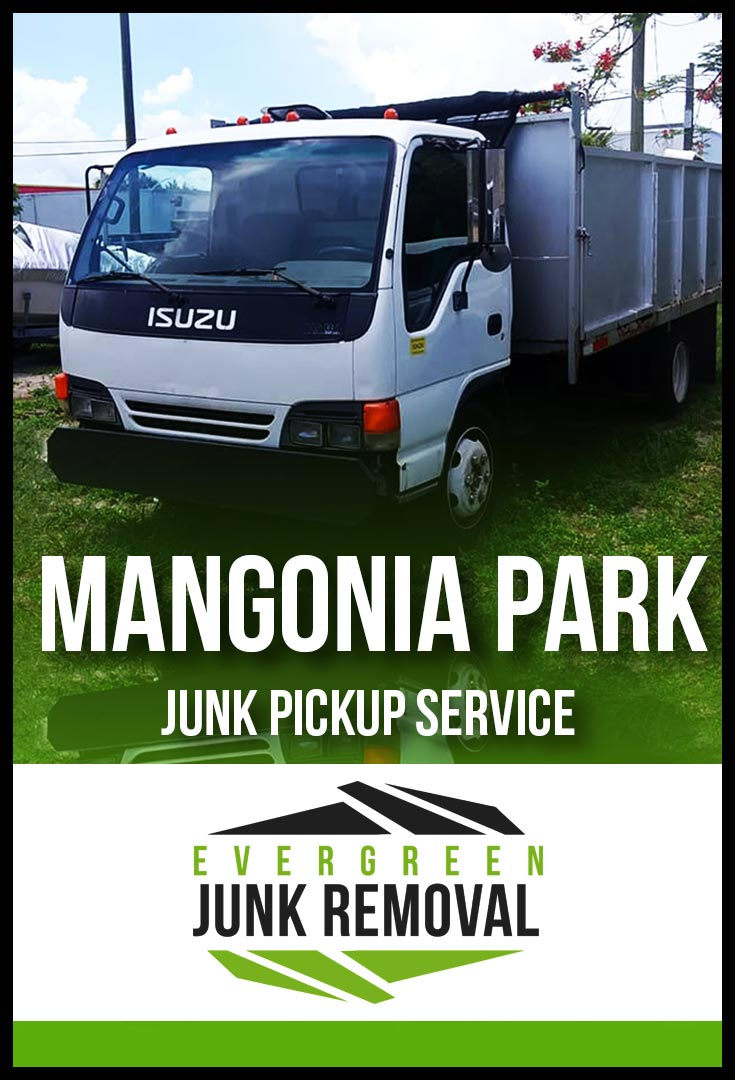 Mangonia Park Trash Pick Up Service