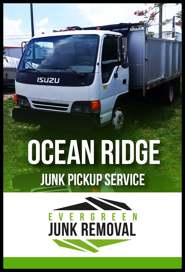 Ocean Ridge Trash Pick Up Service