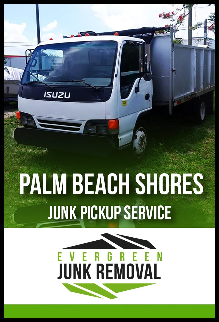 Palm Beach Shores Trash Pick Up Service