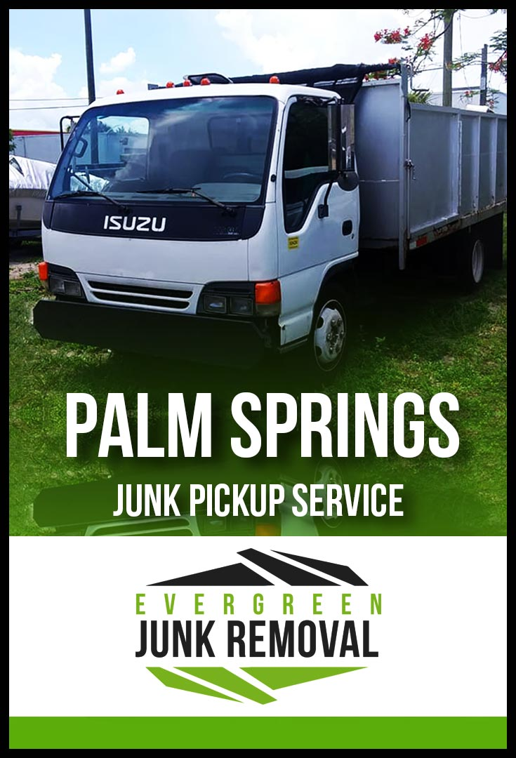 Palm Springs Trash Pick Up Service