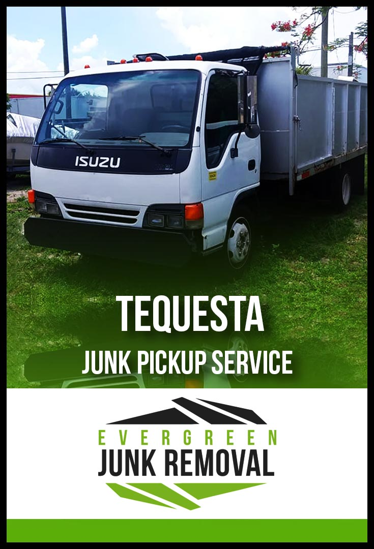 Tequesta Pick Up Service