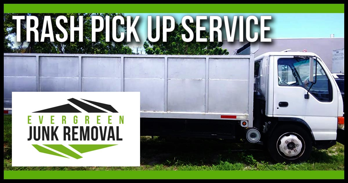 Trash Pick Up Service Company