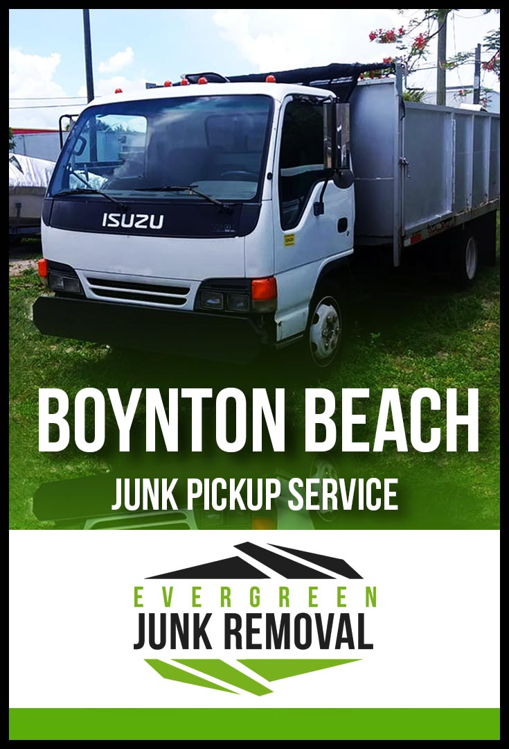 Boynton Beach Trash Pick Up Service