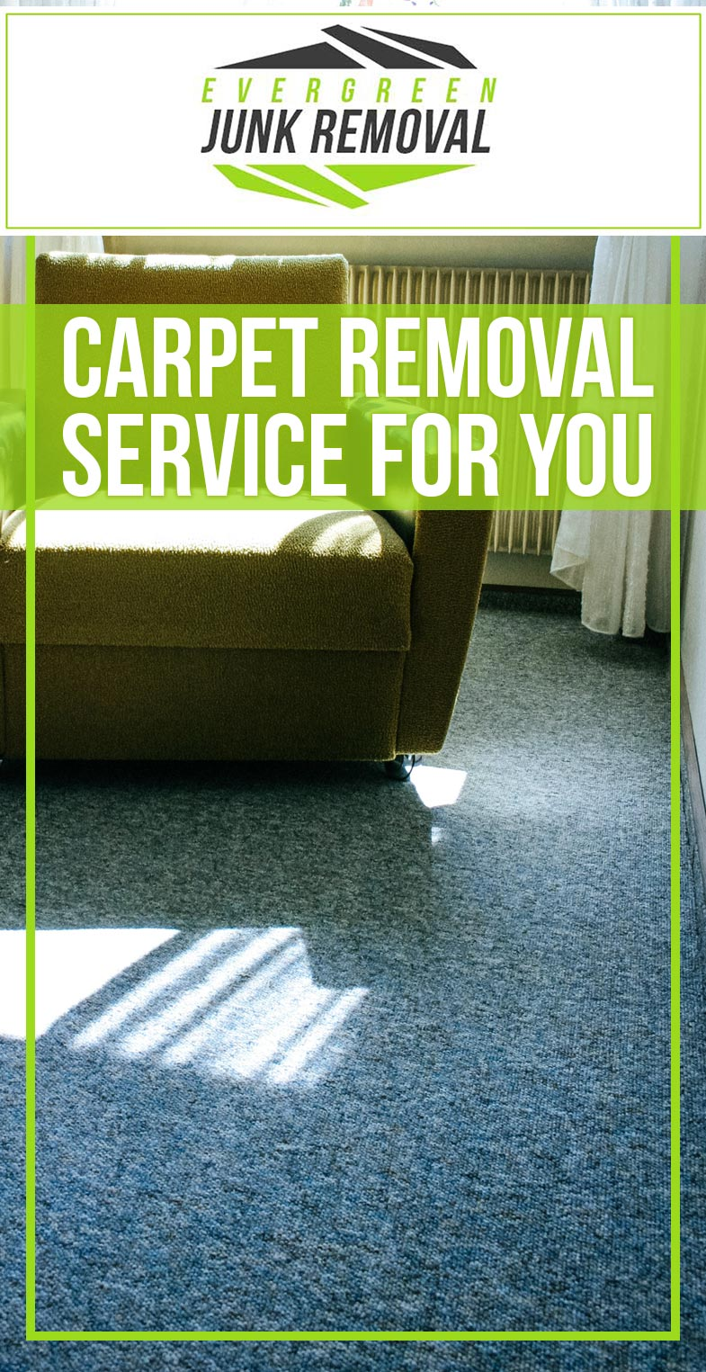 Carpet Disposal Service