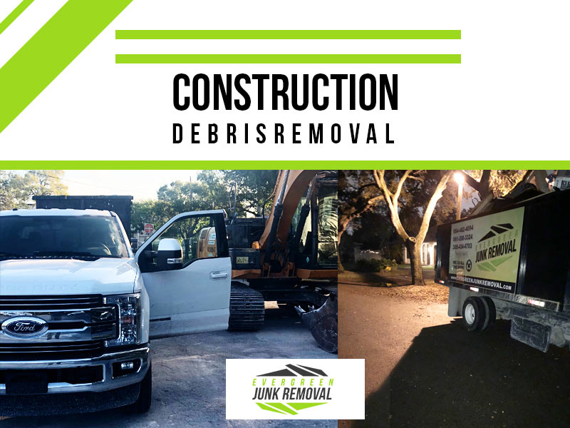 Construction Debris Removal Delray Beach