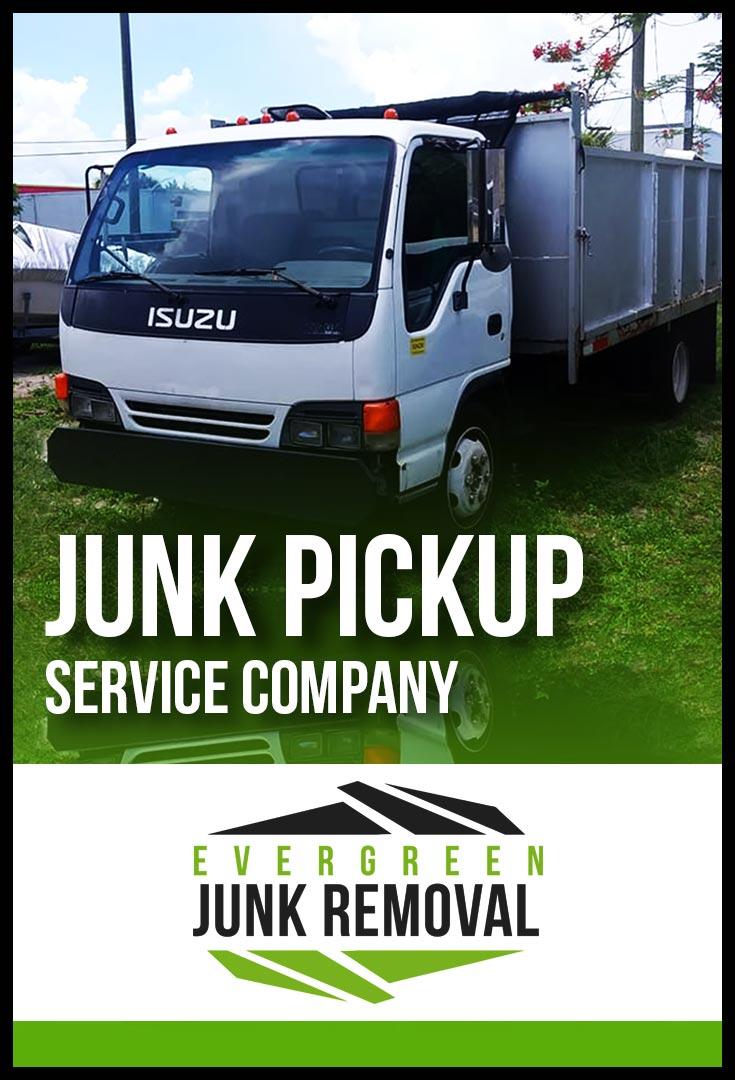 Junk Pickup Delray Beach FL