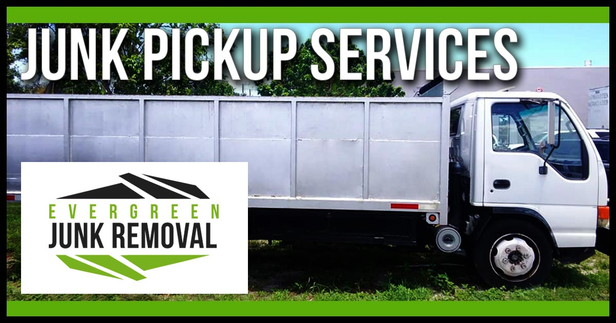 Junk Pick Up Delray Beach Same Day Prices As Low As 89