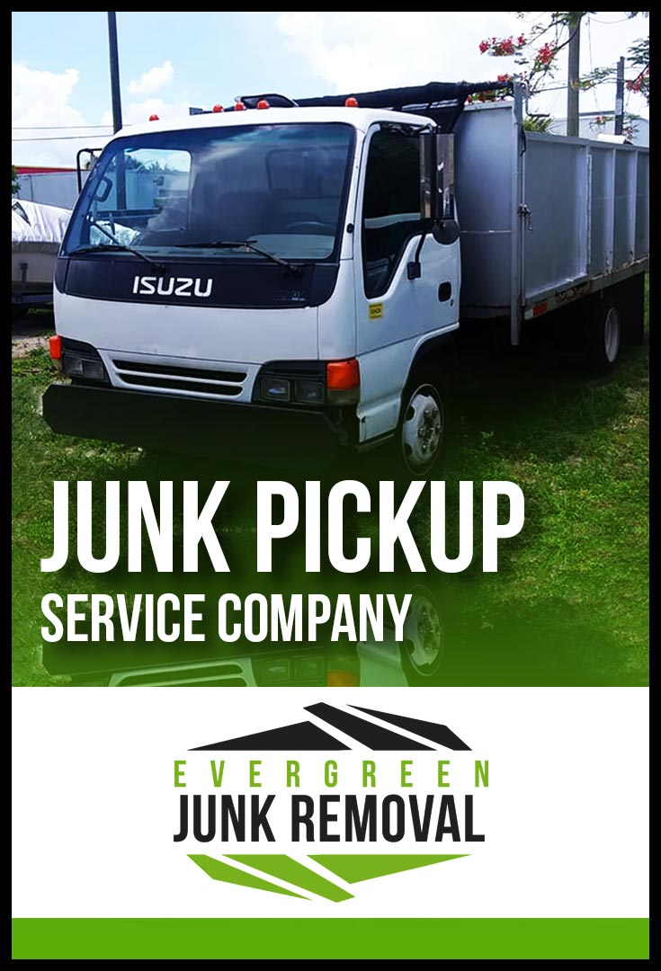 Junk Pickup Hollywood Florida