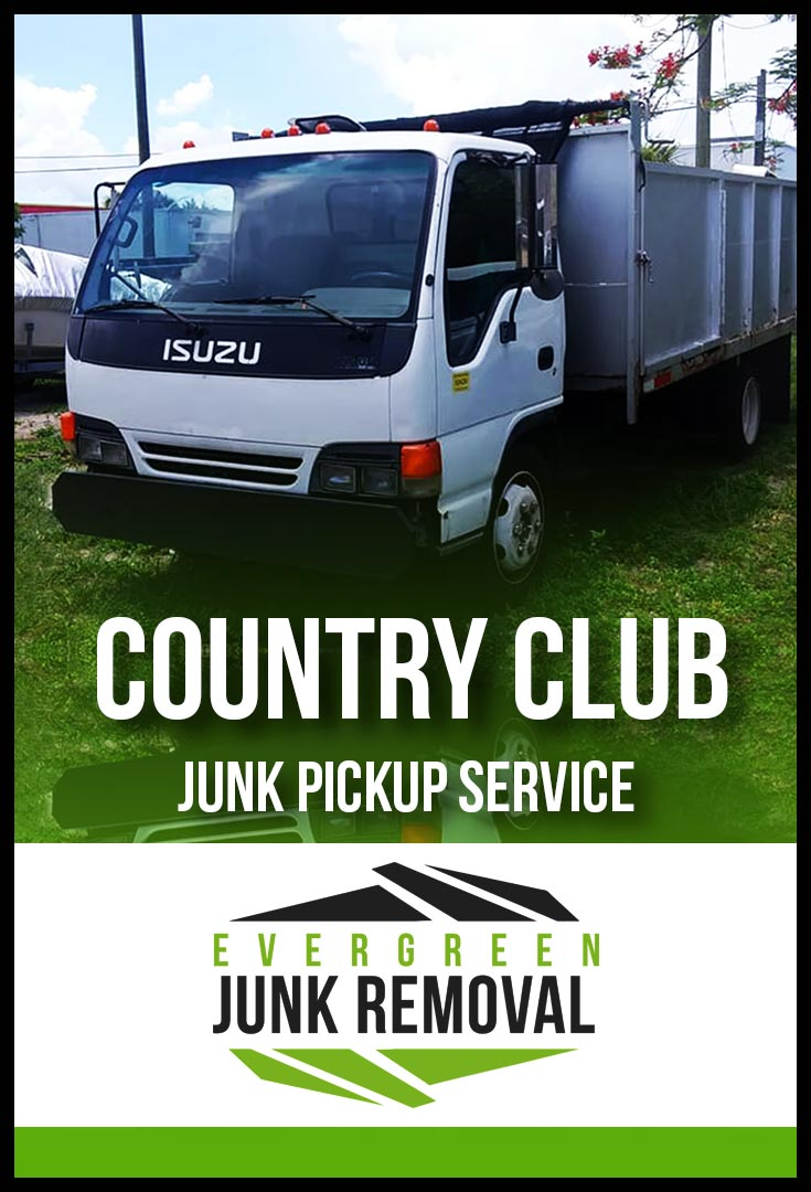 Country Club Trash Pick-Up Service