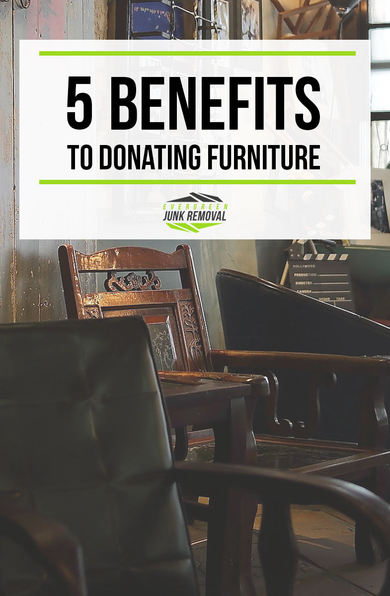 Donate Furniture | 5 Benefits To Donating Furniture