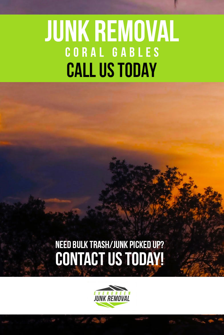 Junk Removal Coral Gables Fl Same Day Prices As Low As 89