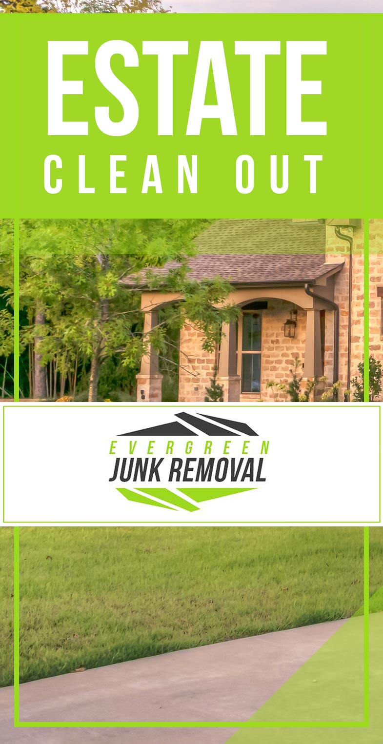 Junk Removal Country Club Estate Clean Out