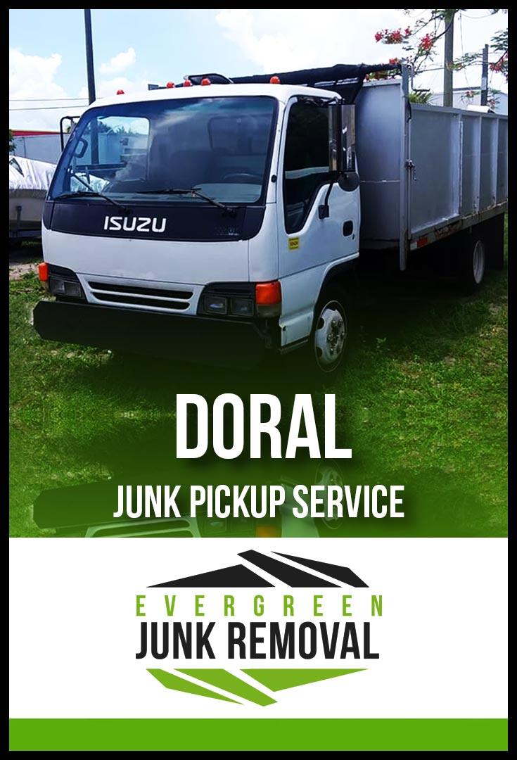 Doral Junk Pick Up Service