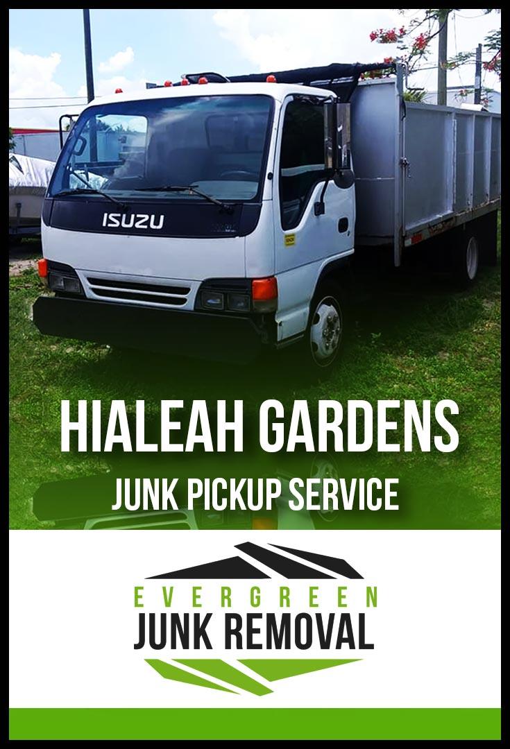 Hialeah Gardens Junk Pick Up Service