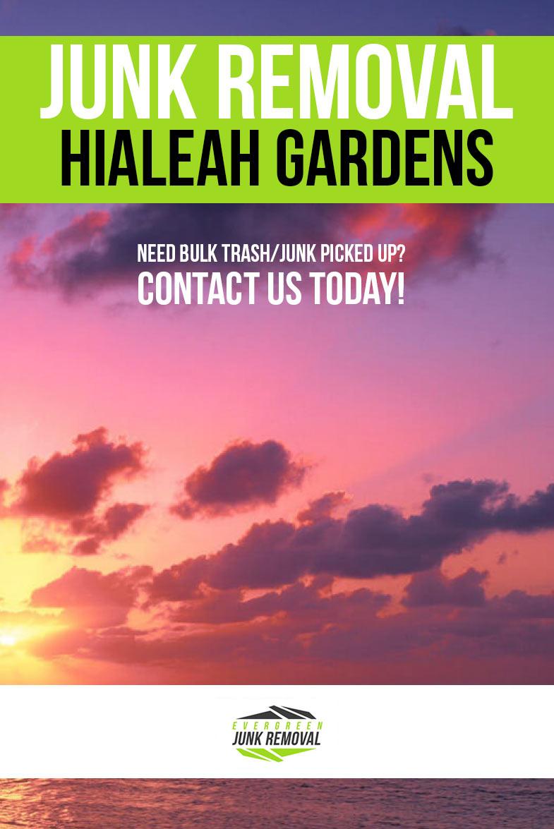 Junk Removal Hialeah Gardens