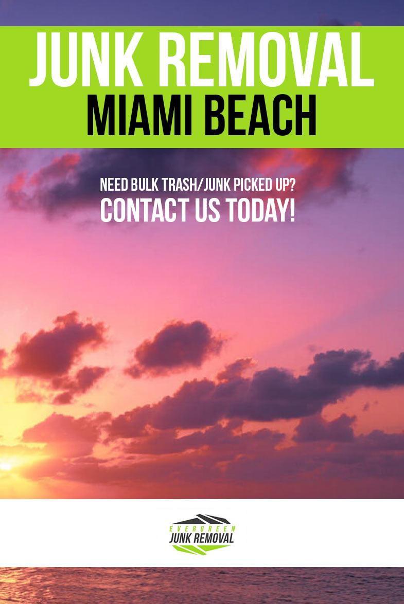 Junk Removal Miami Beach