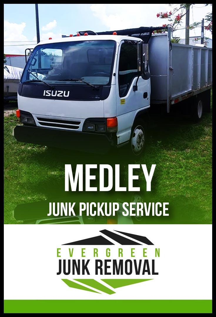 Medley Junk Pick Up Service