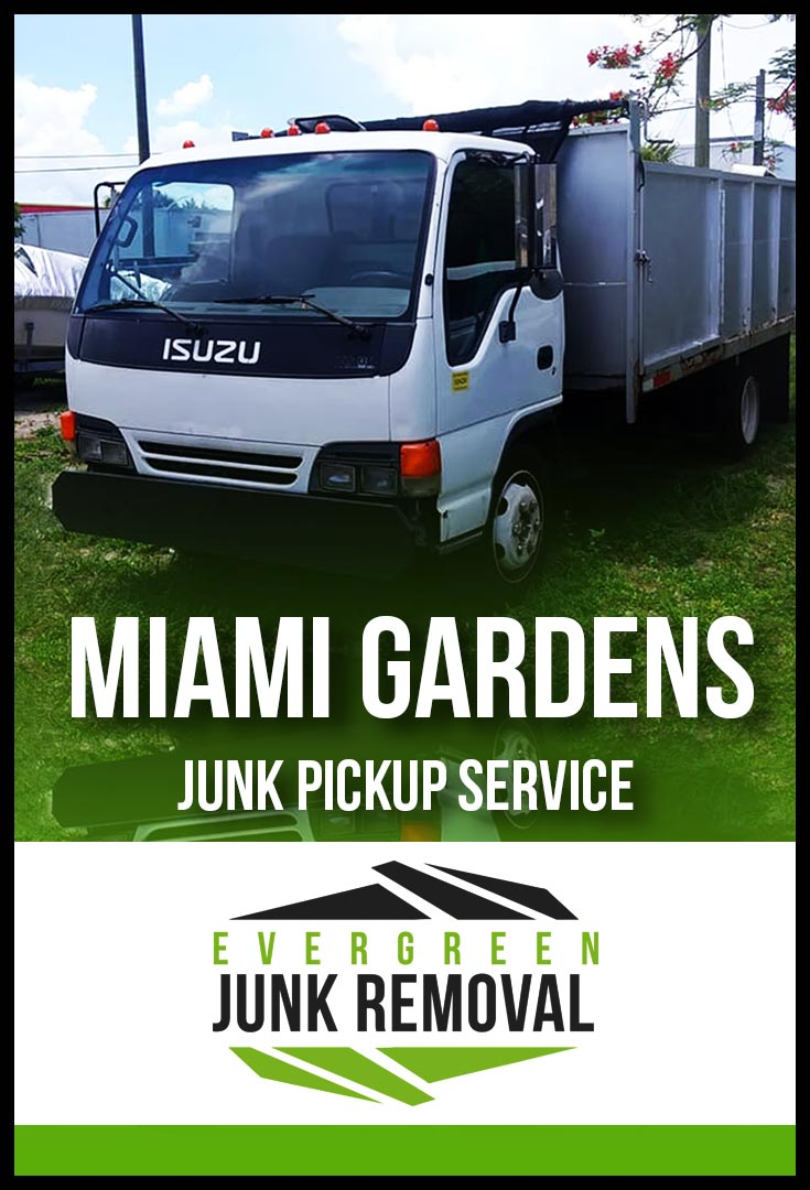 Miami Gardens Junk Pick Up Service