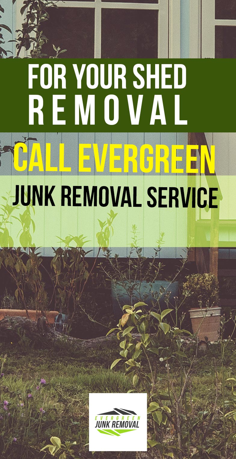 Shed Removal Coral Gables FL