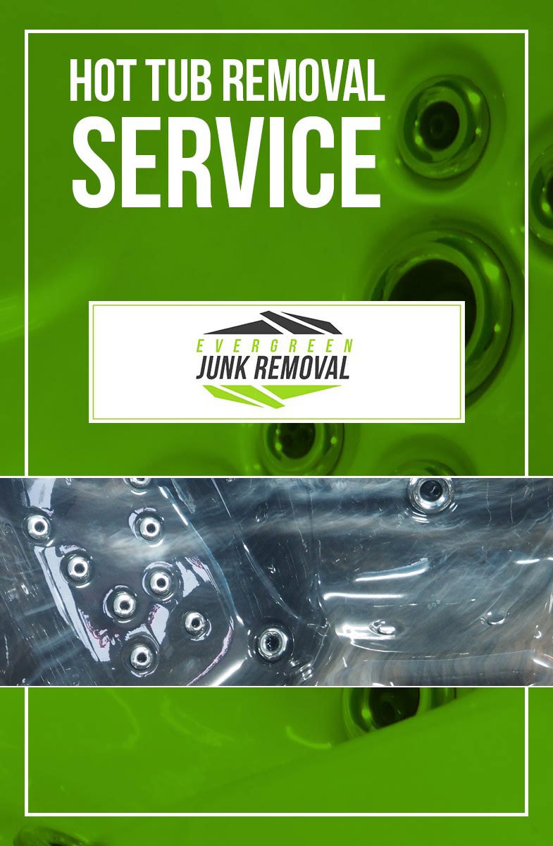 Weston Hot Tub Removal Service