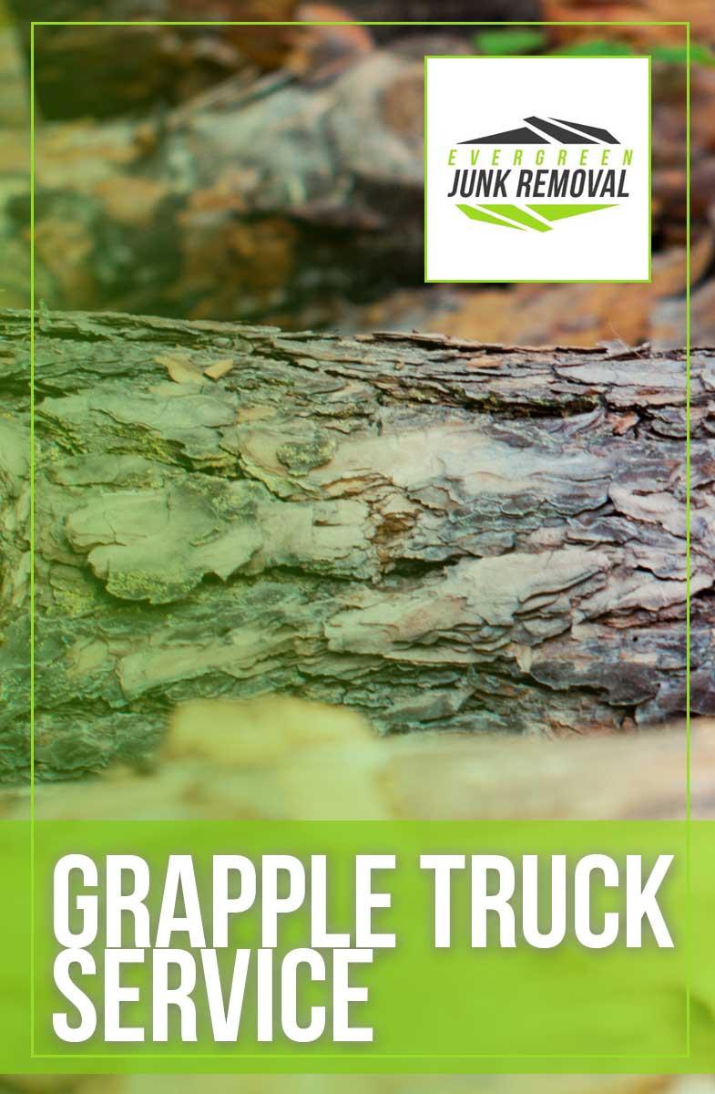 Grapple Truck Service Lake Worth