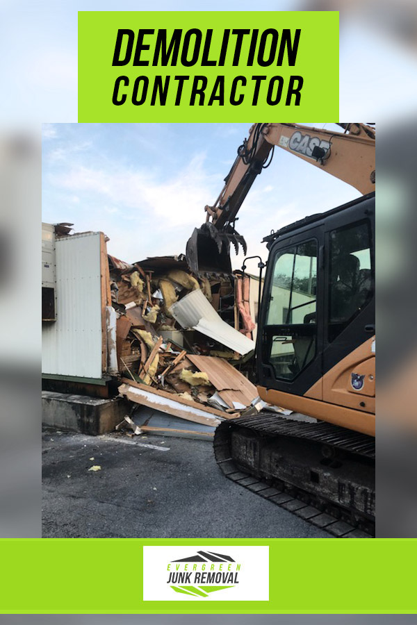 Commercial Demolition Contractor