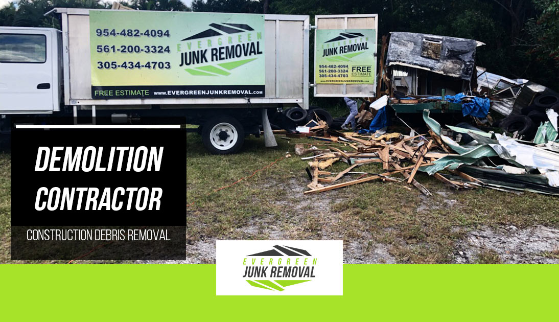 Demolition Contractors Coral Springs