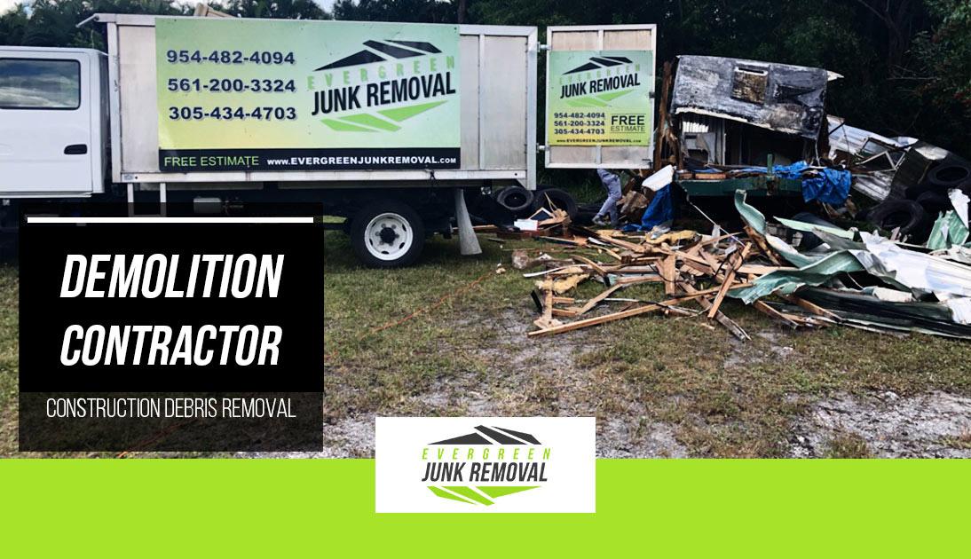 Demolition Contractors Plantation