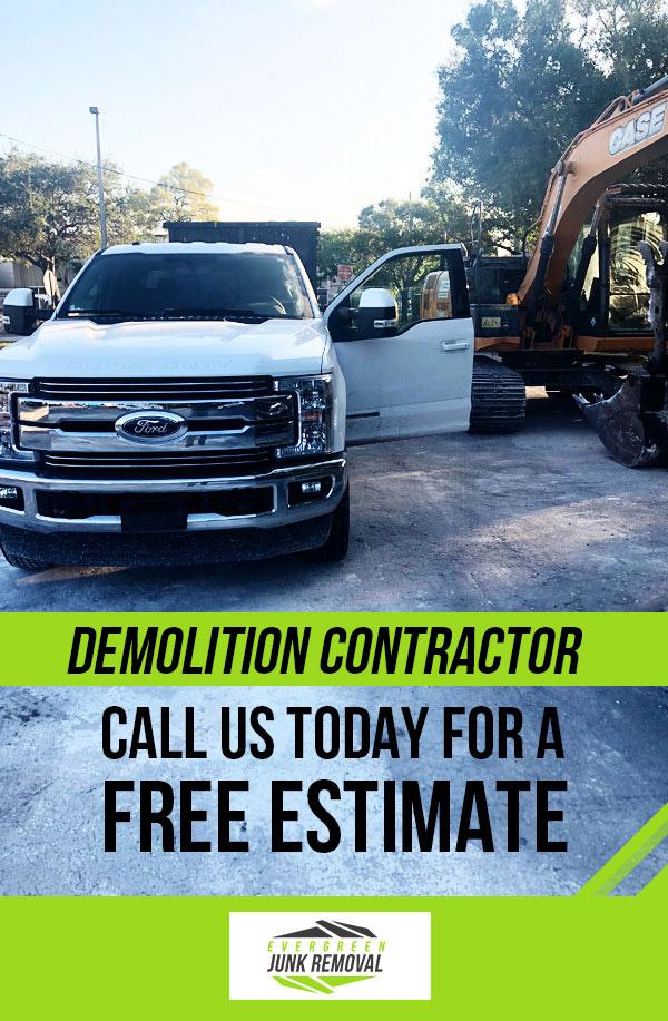 Hollywood Demolition Contractors